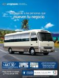 HYUNDAI county micro bus coaster