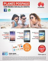 Huawei p7 smartphone high performance CLARO sv