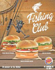 King de pescado ahora en BURGER KING - 13mar15