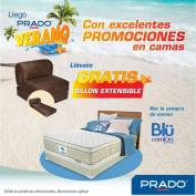 PRADO Promociones en compras de camas BLU CONFORT - 17mar15