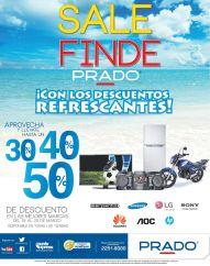 PRADO presenta su fin de semana de precios refrescantes - 19mar15