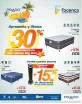 PRADO te ofrece buenos descuentos en camas FOCENCO - 27mar15