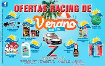 Racing SUMMER offers tu auto bien tuneado - 30mar15