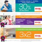 SHOPPING weekend on SEARS el salvador - 07mar15