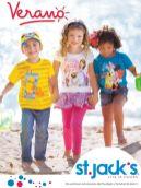 SUMMER apparel for kids ST jacks