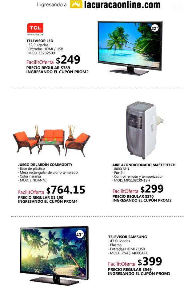 Televisor LED Aire Acondicionados Muebles OFERTAS online - 18mar15