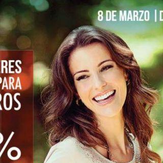 especial por el dia de la mujer 2015