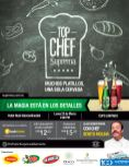 evento TOP CHEF suprema Benito Molina