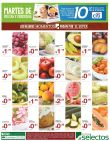 papaya sandia aguacate pepinos y mas Frutas y Verduras SELECTOS - 31mar15