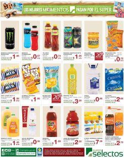 que buenos precios en semana santa gracias al selectos - 30mar15
