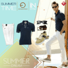 summer Fashion time by SIMAN and carlos eduardo paredes
