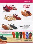 summer sandals FLEXI and tropicalia