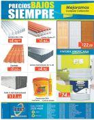 Lamina galvanizada y POLIN C ofertas LEMUS - 20abr15
