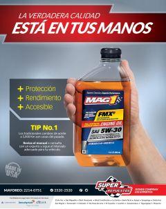 MAG1 motor engine oil FMX