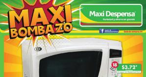 Maxi despensa catalogo abril 2015