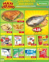 Pescado BAGRE seco ofertas MAXI DESPENSA - 03abr15