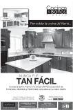 Remodelacion de cocina y servicios sanitarios OLINS vida y estilo - 14abr15