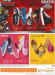 Shoes Avengers age of ultron for KIDS
