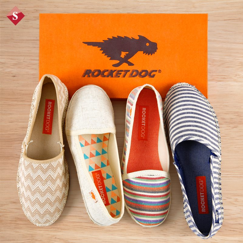 Shoes style ROCKET DOG canvas outfit by SIMAN