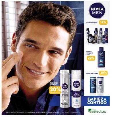Super Selectos ofertas NIVEA for mem products discounts
