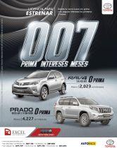TOYOTA Prado auto sale RAV4 model