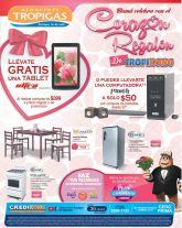 almacenes TROPIGAS con regalos tecnologicos para mama - 17abr15