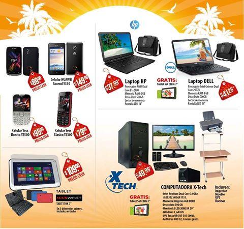 computadoras y telefonos ofertas de verano way