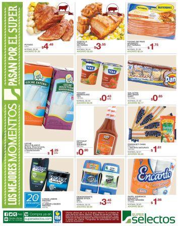 desodorantes variedad de marcas y fragancias - 11abr15
