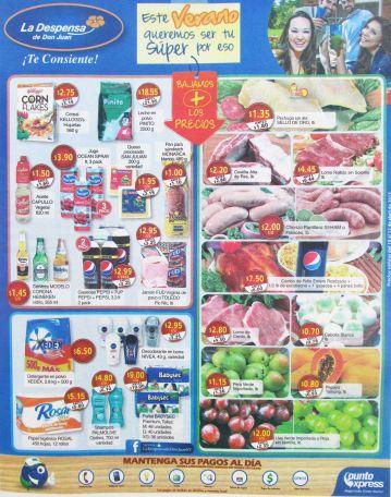 la despensa de don juan ofertas del dia - 10abr15