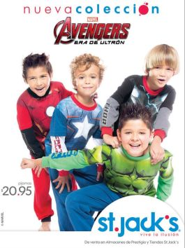 new COLLECTION marvel avengers era de ultro by ST JACKS