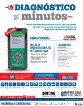 new scanner INNOVA diagnostico para tu auto en minutos
