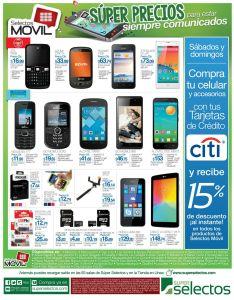 Acceosrios para celulares de bajo costo SELECTOS MOVIL - 02may15