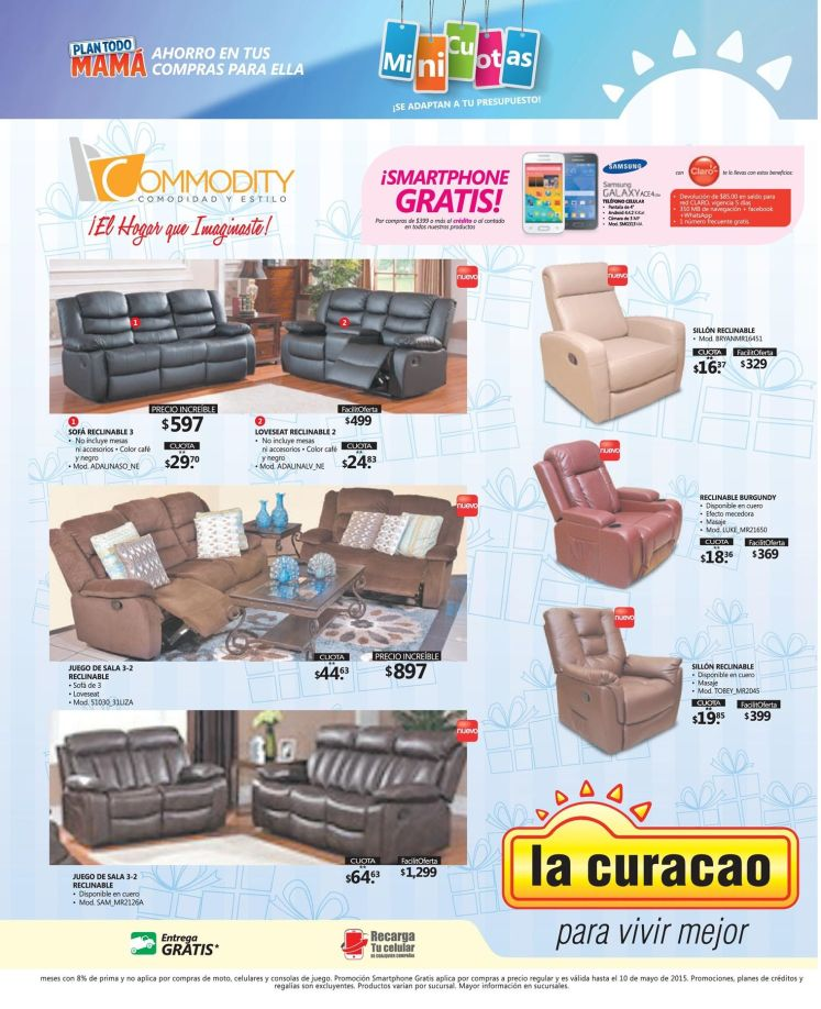 FURNITURE warehouse promotion for MOM - 07may15