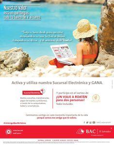 GANA un viaje a ROTAN honduras gracias sucursal electronica forex transactions