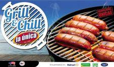 GRILL and CHILL embutidos LA UNICA de venta en walmart
