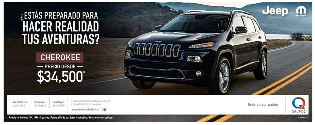 JEEP cherokee 2015 savings car deal promotions