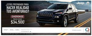 JEEP cherokee 2015 savings car deal promotions