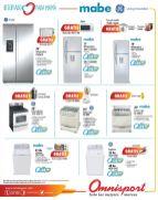 Ofertas en electrodomesticos hasta el 10 de mayo 2015