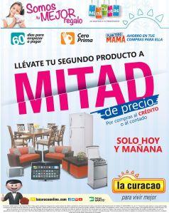 Precios bajito con la curacao promociones MITAD de precio - 02may15