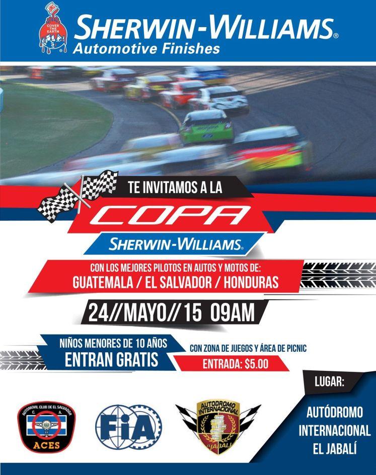 Racing cars AUTOMOTIVE finishes el salvador 2015 autodromo JABALI