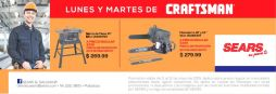 Sierra y Motosierras CRAFTSMAN ofertas sears - 12may15