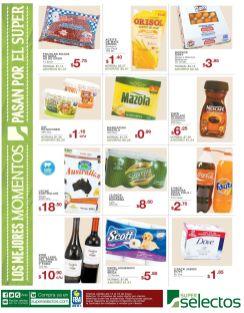 huevos aceite granos mantequilla OFERTAS supermercado - 15may15