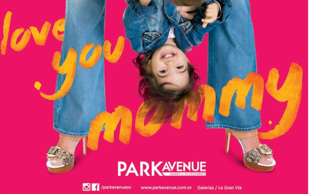 love you MOMMY great promotions PARK AVENUE fashion store