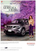 promocion CREDISIMAN le regala a MAMA una NISSAN XTRAIL 2016
