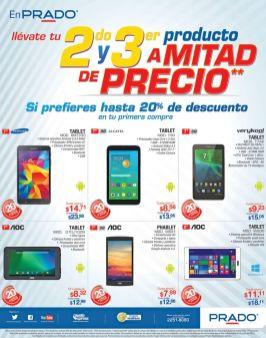 ATENCION segundo y tercer producto a MITAD de PRECIO en PRADO