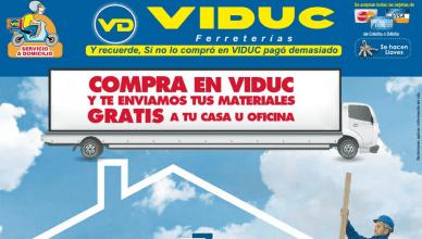 Catalogo de promociones FERRETERIA VIDUC elsalvador