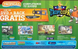Comprale una pantalla nueva a PAPA en almacenes tropigas - 12jun15