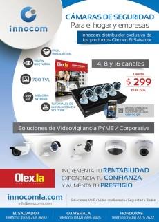 Comprar CAMARAS de seguridad guatemala honduras y el salvador