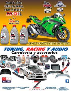 Comprar acceosios RANCING el salvador tunning and audio