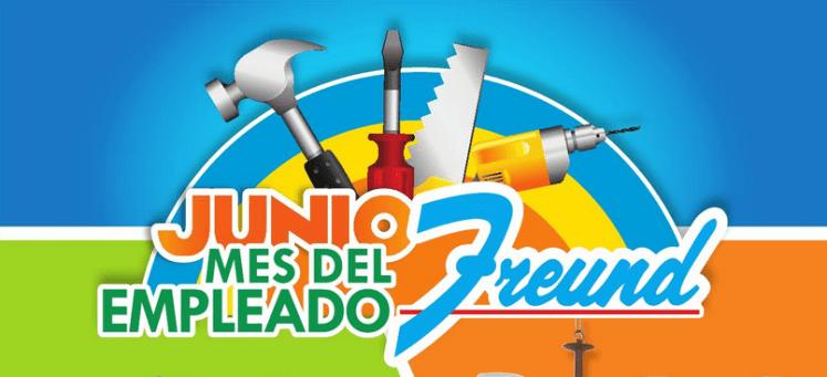 Cuadernillo de ofertas JUNIO 2015 freund ferreteria